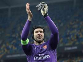 Petr Cech, retour sur les Breizh. Goal
