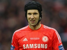 Petr Cech Chelsea. GOAL