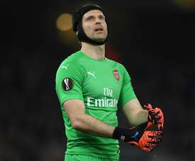Petr Cech admits Arsenal have a mountain to climb in their second leg against Rennes. GOAL