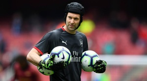 Cech not reconsidering retirement. Goal