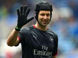 Mourinho has no doubts over Cech commitment. Goal