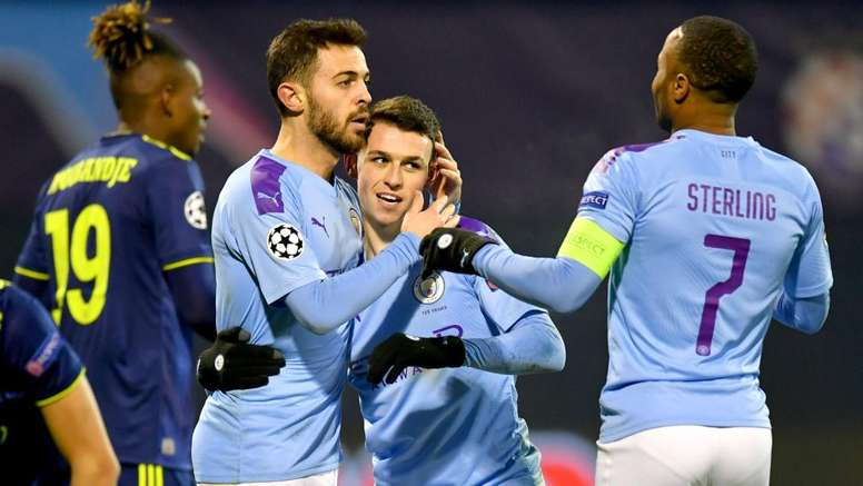Guardiola hails Foden and Mendy. GOAL