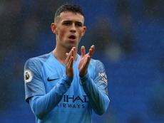 Manchester City acerta a renovação de Phil Foden. Goal