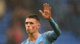 Guardiola won't compare Foden to Iniesta