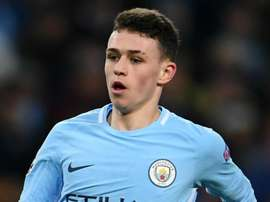 Foden will be among those looking to take advantage of De Bruyne's injury. GOAL