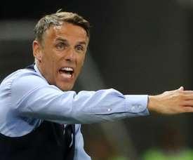Neville flattered by USA interest