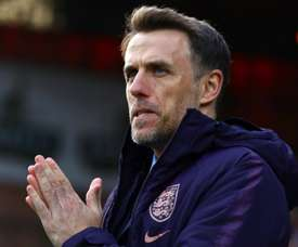 Phil Neville will leave England women's manager post in summer 2021. GOAL