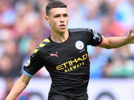 ep Guardiola wants to see more from midfielder Phil Foden