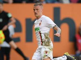 Philipp Max is in Dortmund's radar. GOAL