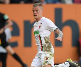 Philipp Max is in Dortmund's radar. GOAL