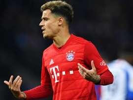 Técnico do Bayern sai em defesa de Coutinho. Goal