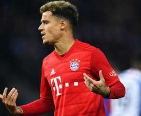 Coutinho fica mais longe do Bayern e não deve ser nem plano B para o ataque. Goal