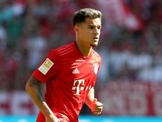 'Klopp me parabenizou por vir ao Bayern' - Coutinho. GOAL