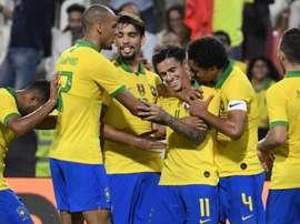 Coutinho et la Seleçao se redressent. Goal