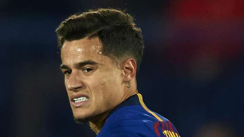 Coutinho has come in for criticism during his time at Barça. GOAL