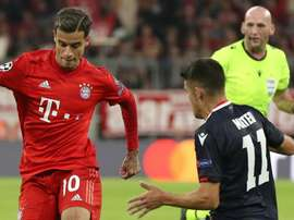Kovac hails Coutinho: He's brought another dimension to Bayern
