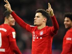 No Bayern, Coutinho já é mais garçom do que foi no Barça. GOAL