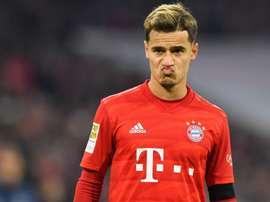 Liverpool pas intéressé par Coutinho. GOAL