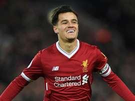 Coutinho não se arrepende de ter saído do Liverpool. Goal