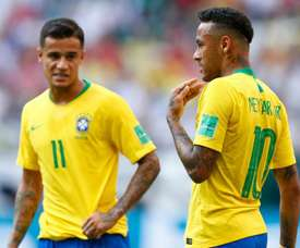 Coutinho veut jouer avec Neymar en club. Goal