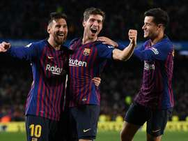 Coutinho thanks Messi for penalty