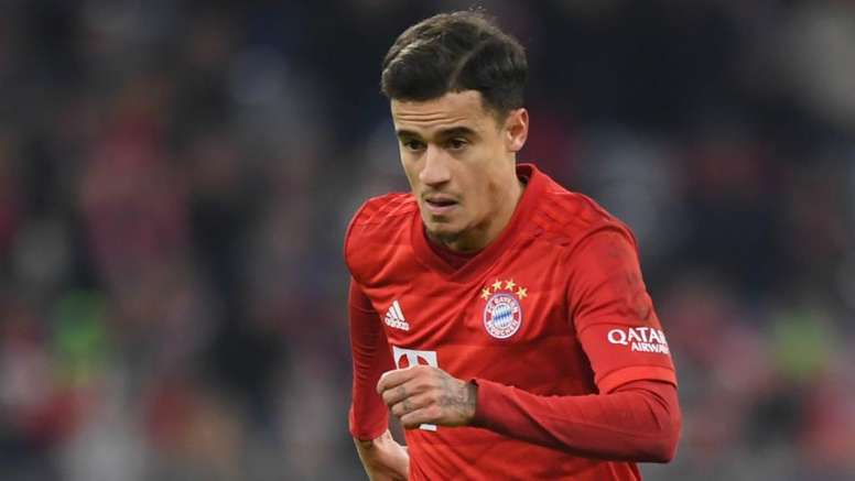 Coutinho: I'd love to stay