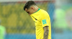 Coutinho says he expects Brazil to receive heavy criticism. GOAL