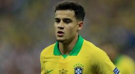 Coutinho unsure about future