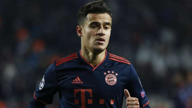 Flick: Coutinho must be given time