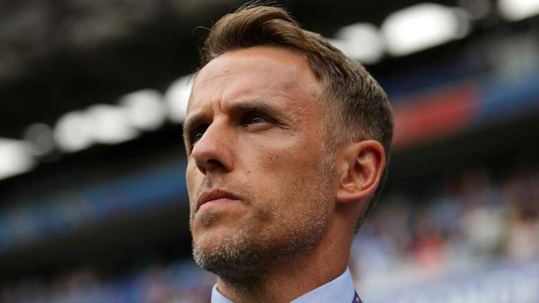 Neville's England got their World Cup campaign off to a winning start on Sunday. GOAL