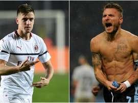 Le probabili formazioni di Lazio-Milan. Goal