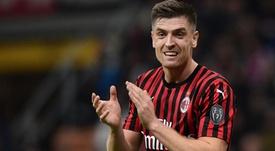 Le formazioni ufficiali di Parma-Milan. Goal