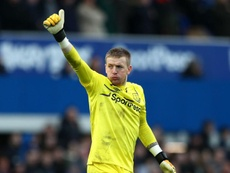 Pickford: I'm not in self-isolation