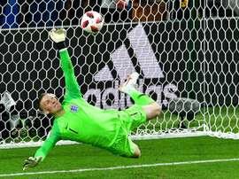 Liverpool ignorou Jordan Pickford antes de virar o goleiro de R$ 155 milhões do Everton. Goal