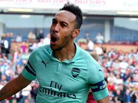 Aubameyang veut devenir une légende d'Arsenal