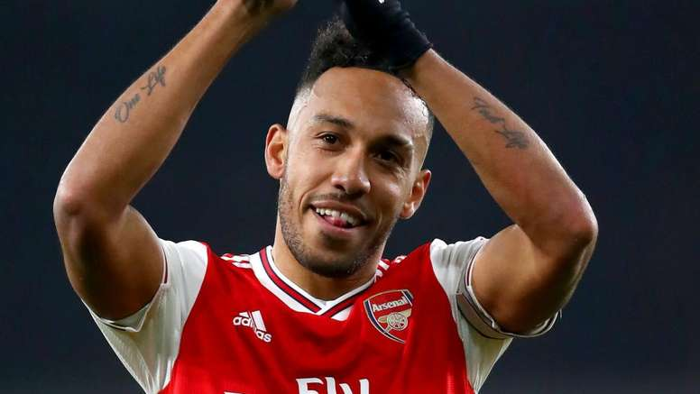 'Aubameyang est ce dont Manchester United a besoin'. Goal