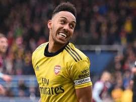 Un Arsenal apathique tenu en échec par Burnley. Goal