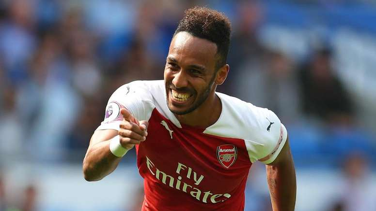 Aubameyang 'trying to get fit' for Bournemouth clash.