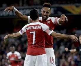 Europa League: Arsenal goleia e Milan sofre para bater time de Luxemburgo