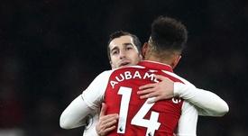 Prends ça, José. Goal