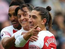 A 'treta' de Özil com a Federação Alemã continua. Goal