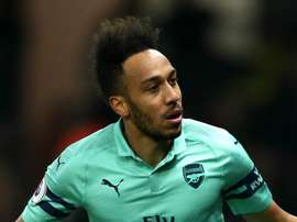 Aubameyang confident on goals race