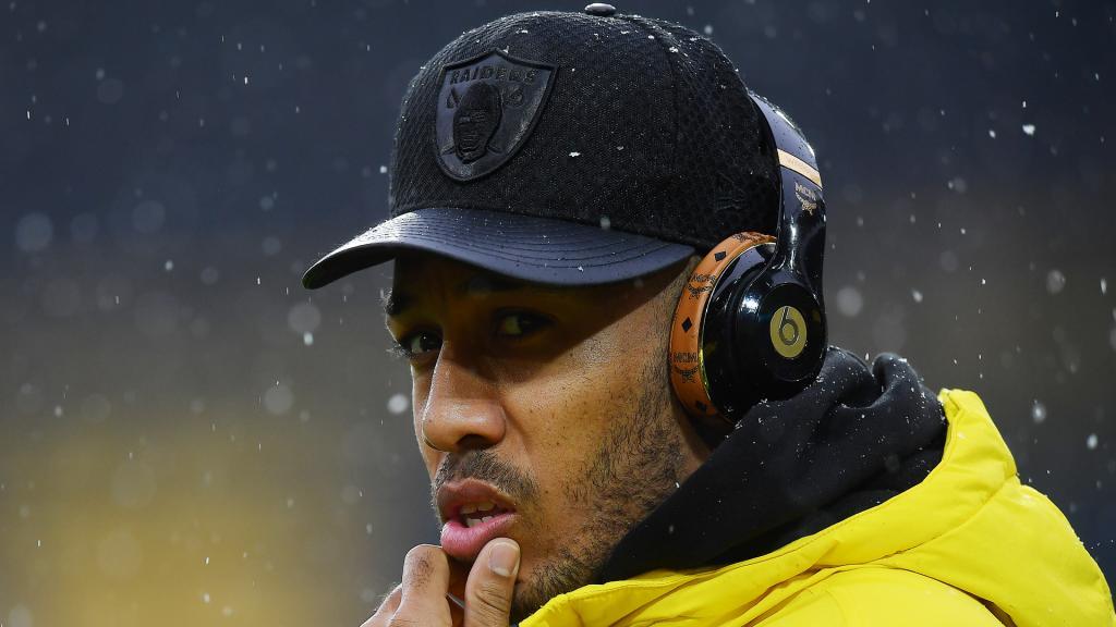 Pierre-Emerick Aubameyang accuse un journaliste de racisme — Borussia Dortmund