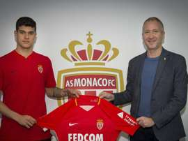 Pellegri is hoping to hit new heights at Monaco. GOAL