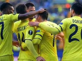 Villarreal s'est qualifié pour les 16èmes de finale de l'Europa League. Goal