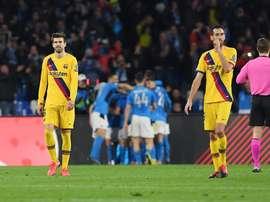 Jogadores do Barcelona criticam planejamento da diretoria. Goal