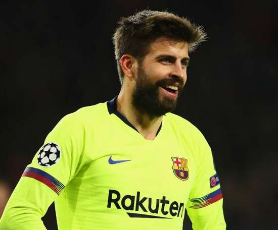 Pique says Real Madrid may have been unlucky in the basketball but have had luck in football. GOAL