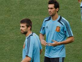 Arbeloa: I wouldn't eat with Pique