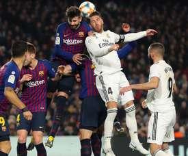 Pique: Ramos should've been sent off
