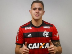 Novo reforço do Flamengo já está a disposição de Barbieri. Goal